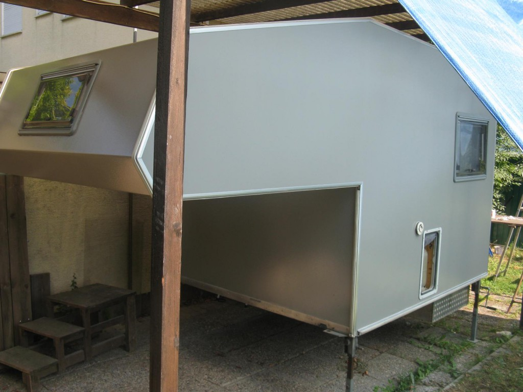 4c L200 III Renovierung Kabin (7)